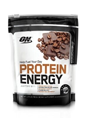 ON PROTEIN ENERGY