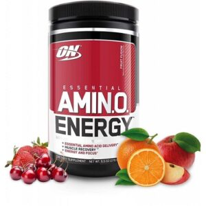 AMINO ENERGY – FRUIT FUSION 30 SERVINGS