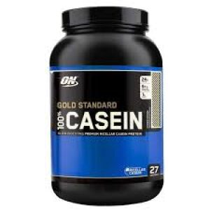 GOLD STANDARD 100% CASEIN – STRAWBERRY CREAM 2 LBS