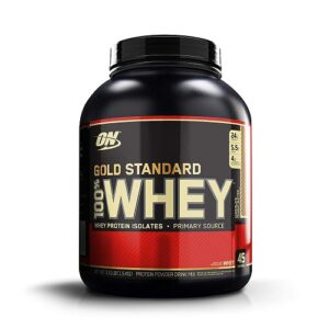 GOLD STANDARD 100% WHEY – CHOCOLATE PEANUT BUTTER 3 LBS