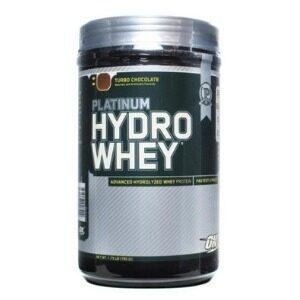 PLATINUM HYDROWHEY – TURBO CHOCOLATE 1.75 LBS