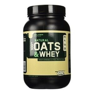 Natural Oats & Whey