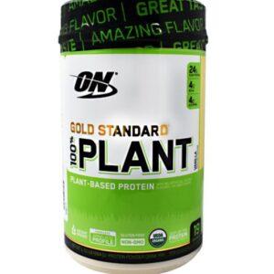 OPTIMUM NUTRITION GOLD STANDARD-100 PLANT PROTEIN