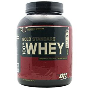 OPTIMUM NUTRITION GOLDSTANDARD-100-WHEY
