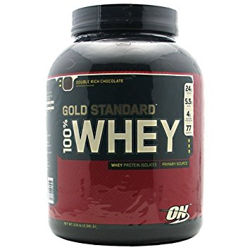 5361d1820 OPTIMUM NUTRITION GOLD STANDARD 100% WHEY – DOUBLE RICH CHOCOLATE 5 ...