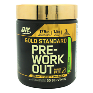OPTIMUM NUTRITION GOLD STANDARD-PRE WORKOUT
