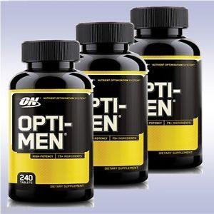 OPTIMUM NUTRITION-OPTI-MEN-240-EA
