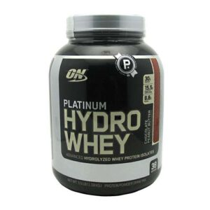 OPTIMUM NUTRITION PLATINUM-HYDROWHEY