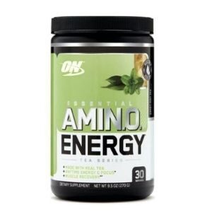 TEA SERIES ESSENTIAL AMINO ENERGY – SWEET MINT TEA